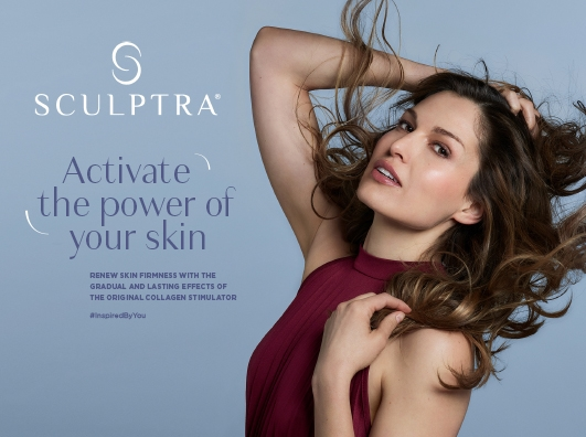 Sculptra activate the power of your skin